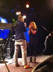 RE: October 11, 2011 : Music Hall of Williamsburg, Williamsburg, NY, United States