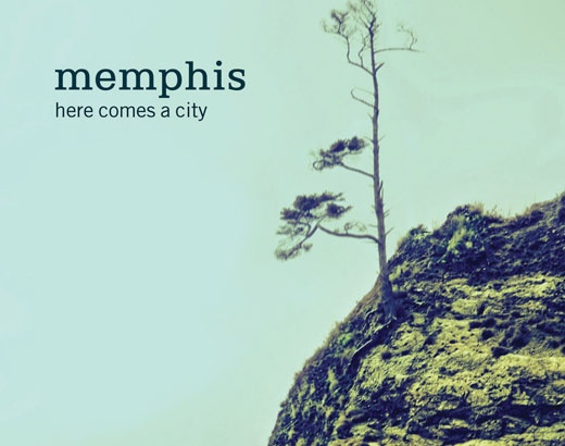Memphis // Here Comes A City